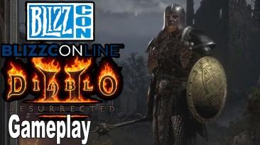 Воскресший Диабло: 5 минут геймплея и сравнение графики Diablo II: Resurrected