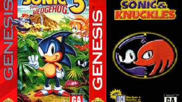 """Инсайдер сообщил, что SEGA перевыпустит """"Sonic 3 & Knuckles"""" в новой """"SONIC COLLECTION"""""""