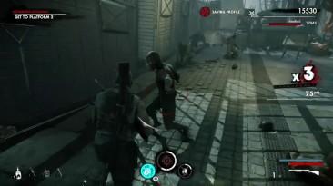 ZOMBIE ARMY 4 - Эксклюзивный геймплей