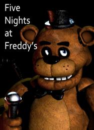Обложка игры Five Nights at Freddy's