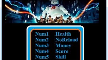 Ghostbusters: The Video Game Remastered: ТрейнерTrainer (+5) [1.0] {Abolfazl.k}