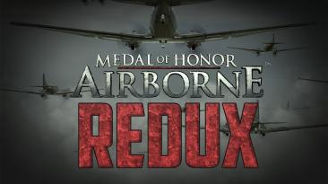 Вышел мод Medal of Honor: Airborne Redux