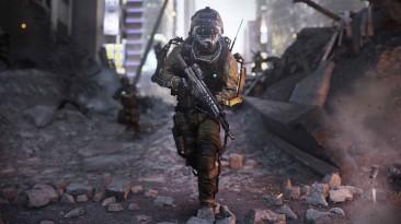 Вышло обновление для Call of Duty: Advanced Warfare
