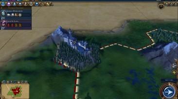 """Sid Meier's Civilization 6 """"Neuschwanstein Castle (World Wonder)"""""""