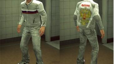 "Dead Rising 2 ""RuSskiI скин для Чака """