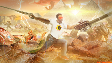 Исполнилось 10 лет игре Serious Sam HD: The Second Encounter