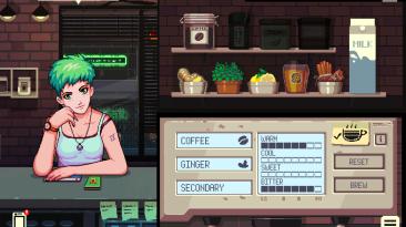 Игра Coffee Talk получила дату релиза