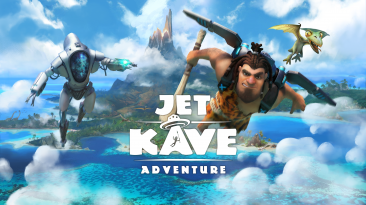 Русификатор текста для Jet Kave Adventure