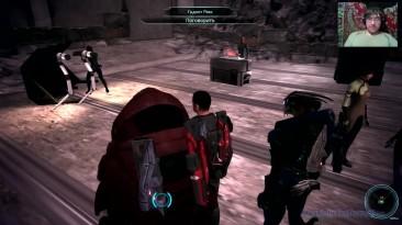 Mass Effect - 8. Торианин (прохождение на русском)