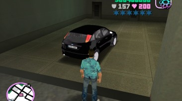 """Grand Theft Auto: Vice City """"Ford Focus"""""""