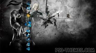 Metal Gear Solid 2 тема для PS3
