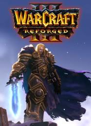 Обложка игры Warcraft 3: Reforged