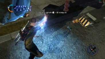 Infamous 2 - как игра выглядит на эмуляторе PS3