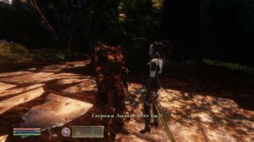 "Elder Scrolls 4: Oblivion ""Компаньонка Лилит Мерунес 1.0 (Rebuild) / Lilith Companion"""