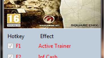 Order of War: Трейнер/Trainer (+3) [1.0.0.1] {MrAntiFun}