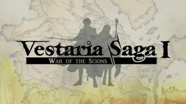 Релизный трейлер к скорому выходу Vestaria Saga в Steam