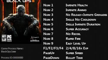 Call of Duty: Black Ops 3: Трейнер/Trainer (+12) [1.0 - 20160505] {FLiNG}