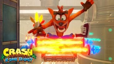 Crash Bandicoot N. Sane Trilogy получит дополнительный уровень