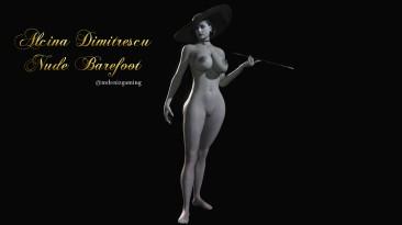 "Resident Evil: Village ""Nude - Мод на Леди Димитреску"""