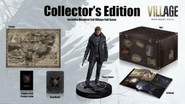 В японское коллекционном издание Resident Evil Village входит пальто Криса Рэдфилда