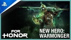 Зачинщица - новый герой из фракции рыцарей в For Honor