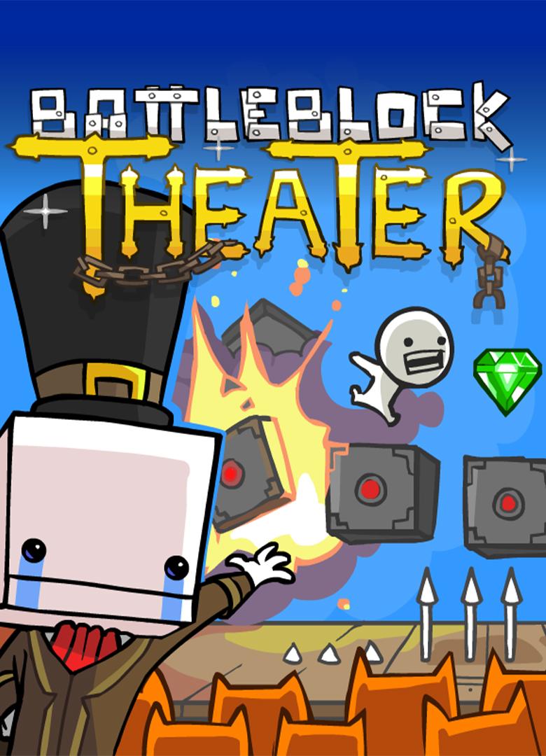 скачать Battleblock Theater трейнер - фото 2