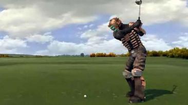 Dead Space работала на модифицированном движке гольфа Tiger Woods PGA Tour