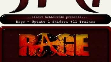 Rage: Трейнер (+11) [Update 1] {HoG}