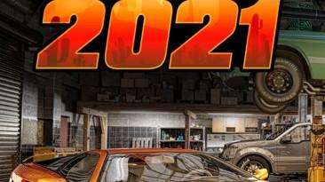 Car Mechanic Simulator 2021: Сохранение/SaveGame (Карты сараев, начало карьеры, 101LVL, всё открыто) [STEAM:1.0.3]