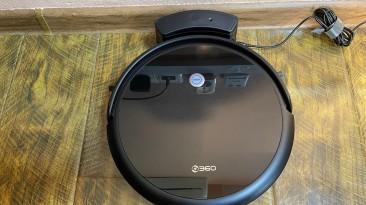 Обзор бюджетного робота-пылесоса 360 C50-1 - критический удар по пыли