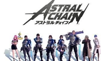 Новая информация по Astral Chain