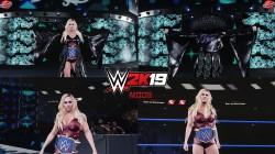 "WWE 2K19 ""Charlotte Flair 2 Наряда WWE 2K20 Порт Мод"