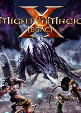 Might and Magic 10: Legacy