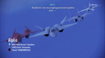 Ace Combat Infinity - Night Raven Vs Moscow