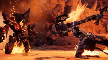 Darksiders 3 для ПК отдают с большой скидкой в честь выхода DLC Keepers of the Void