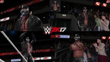 "WWE 2K17 ""Mace (Лицевая анимация) WWE 2K19 Порт мод"""