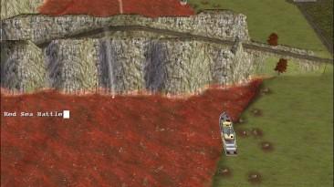 "Command & Conquer Generals: Zero Hour ""Карта - Red Sea Battle"""