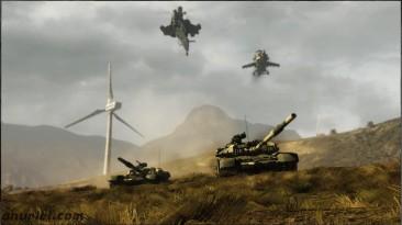 Техника в Battlefield Bad Company 2