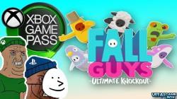 Авторы Fall Guys не планируют выпускать игру в Xbox Game Pass
