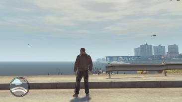 "Grand Theft Auto 4 ""Графика как в ГТА 5 [Artsate]"""