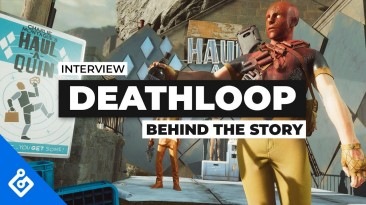 Разработчики Deathloop подробнее рассказали об одном из персонажей - Джулианне