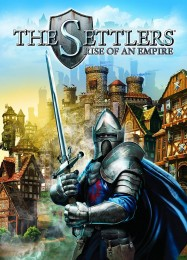 Обложка игры The Settlers: Rise of an Empire