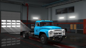"Euro Truck Simulator 2 ""Звуки для ZIL 130/131/133 v1.0 (1.39)"""