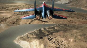 "Tom Clancy's H.A.W.X. 2 ""Су-30МКИ Русские Витязи"""