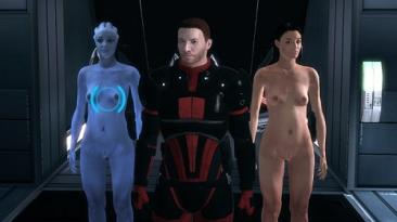"""Mass Effect """"Nude Mod"""""""