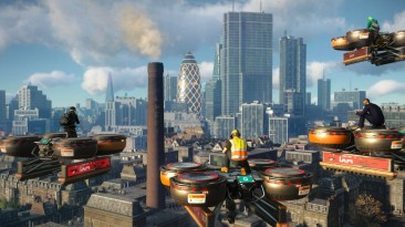 Watch Dogs Legion будет поддерживать кроссплатформенную игру в будущем обновлении