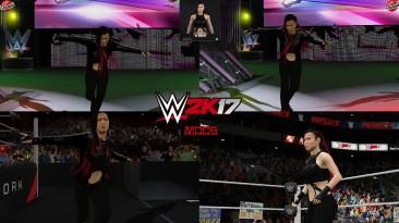 "WWE 2K17 ""Io Shirai (Лицевая анимация) WWE 2K19 Порт мод"""