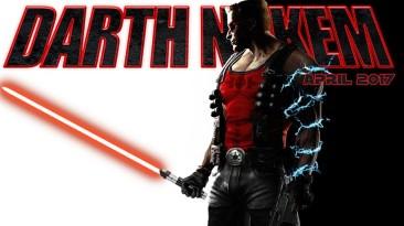 Новый мод отправит Дюка Нюкема во вселенную Star Wars