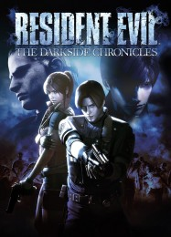 Обложка игры Resident Evil: The Darkside Chronicles