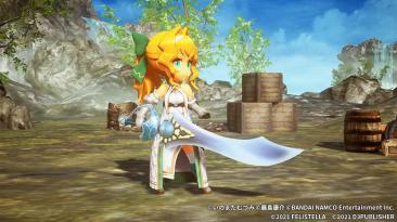 Maglam Lord для PS4 и Nintendo Switch получает кроссовер DLC с серией Tales Of